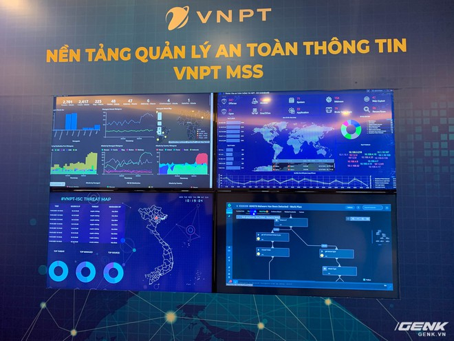 VNPT ra mắt nền tảng bảo vệ an toàn thông tin cho doanh nghiệp và tổ chức - Ảnh 1.