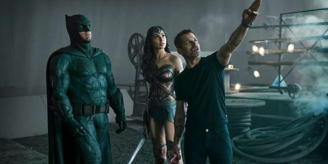 Bao giờ sẽ có Justice League 2 với thuyền trưởng Zack Snyder chèo lái? - Ảnh 2.