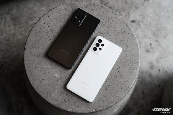 Bộ đôi Samsung Galaxy A52 và A72 chính thức ra mắt tại Việt Nam: Thiết kế trẻ trung năng động, camera nhiều tính năng cho GenZ sáng tạo, pin quẩy 2 ngày mới cần sạc - Ảnh 7.