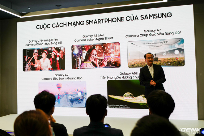 Bộ đôi Samsung Galaxy A52 và A72 chính thức ra mắt tại Việt Nam: Thiết kế trẻ trung năng động, camera nhiều tính năng cho GenZ sáng tạo, pin quẩy 2 ngày mới cần sạc - Ảnh 2.