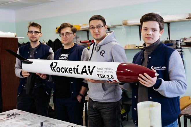 Chỉ với hơn 63 triệu VND, nhóm sinh viên Nga chế tạo tên lửa đi thi quốc tế - Ảnh 6.