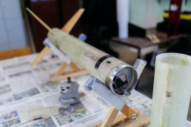 Chỉ với hơn 63 triệu VND, nhóm sinh viên Nga chế tạo tên lửa đi thi quốc tế - Ảnh 3.