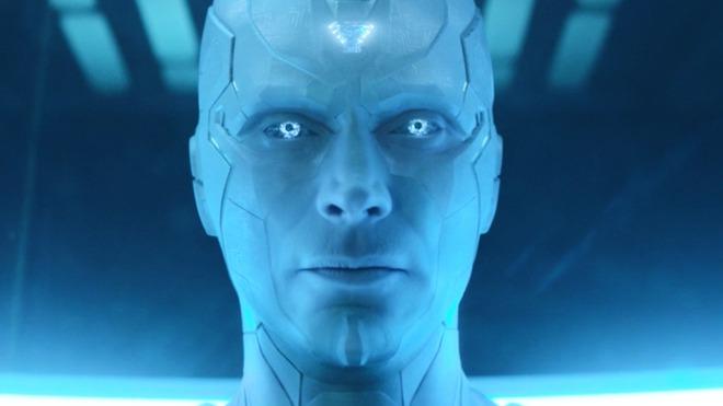 WandaVision: Sát thủ vô hồn vô cảm White Vision lộ diện, rất có thể chính là Ultron tái sinh? - Ảnh 1.