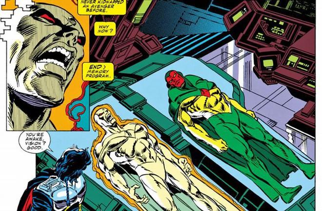 WandaVision: Sát thủ vô hồn vô cảm White Vision lộ diện, rất có thể chính là Ultron tái sinh? - Ảnh 2.
