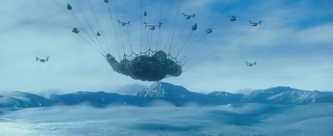 Warner Bros. hé lộ loạt chi tiết mới trong Godzilla vs. Kong: Hết đánh trên bờ lại lôi nhau xuống biển, chắc chắn có kẻ bại trận, không có chuyện giảng hòa - Ảnh 5.