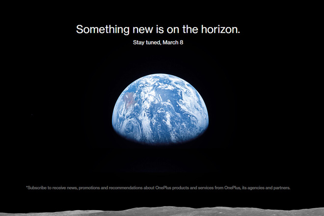 OnePlus 9 sẽ ra mắt vào ngày 8 tháng 3, tiết lộ một bức ảnh và bí mật phía sau - Ảnh 1.