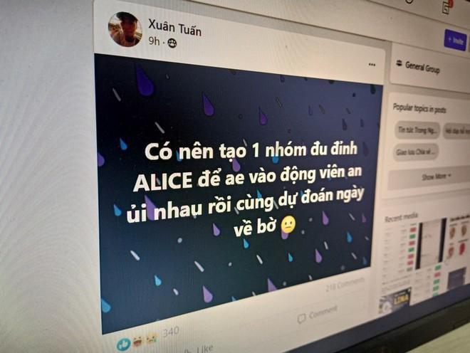 Người Việt đổ xô đu đỉnh tiền ảo Alice - Ảnh 1.