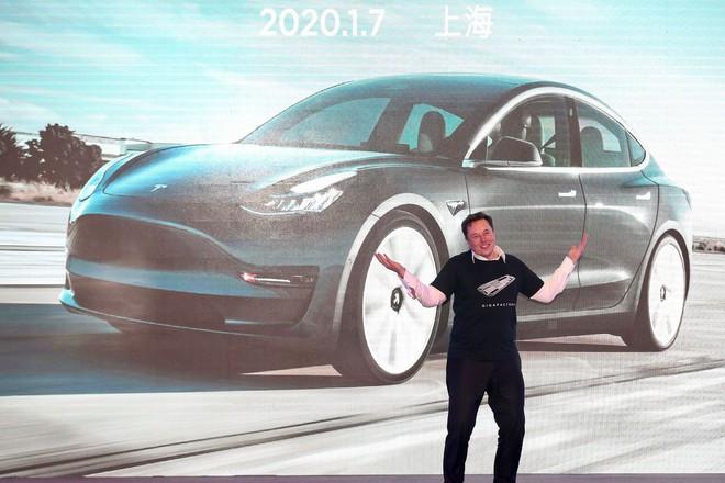 Trung Quốc cấm nhân viên chính phủ sử dụng xe Tesla vì lo ngại gián điệp - Ảnh 1.