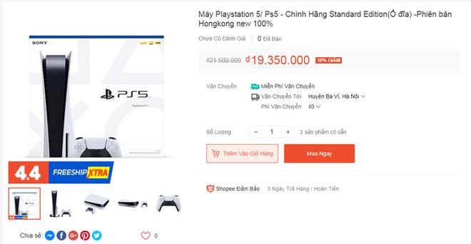 Người hào hứng khoe máy, kẻ bán gấp PS5 trong đêm - Ảnh 2.