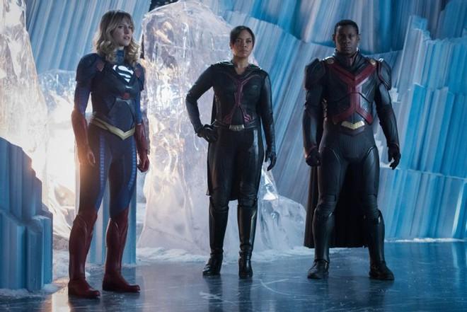 Những hình ảnh đầu tiên về Supergirl mùa 6 - Ảnh 3.