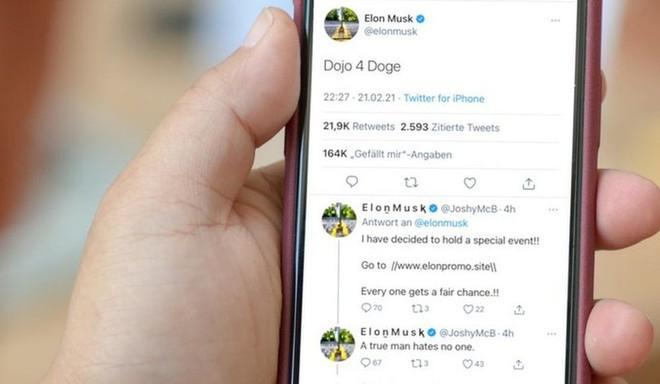 Dính phải trò lừa tặng Bitcoin trên Twitter Elon Musk, người đàn ông mất sạch hàng chục tỷ đồng - Ảnh 1.