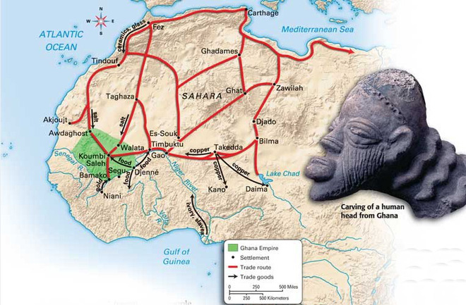 Đây là vương quốc kiểm soát vàng trong thế giới cổ đại, người dân không cần làm mà vẫn có ăn - Ảnh 1.