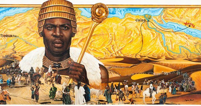 Đây là vương quốc kiểm soát vàng trong thế giới cổ đại, người dân không cần làm mà vẫn có ăn - Ảnh 5.