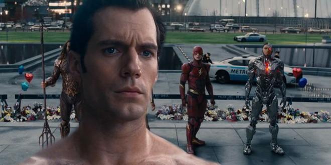 Zack Snyder đã thay đổi cảnh hồi sinh Superman trong Justice League như thế nào? - Ảnh 3.