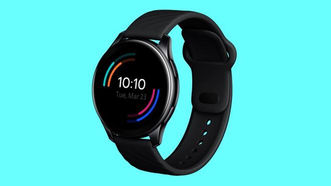 Smartwatch đầu tiên của OnePlus lộ thiết kế và giá bán hấp dẫn - Ảnh 1.