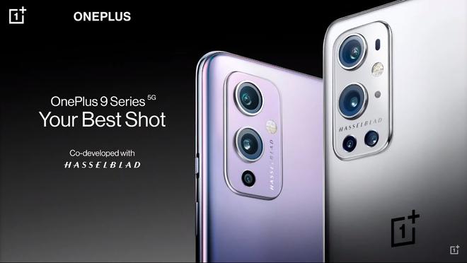 OnePlus 9 series ra mắt: Màn hình LTPO 120Hz, camera hợp tác cùng Hasselblad, Snapdragon 888, giá từ 729 USD - Ảnh 1.