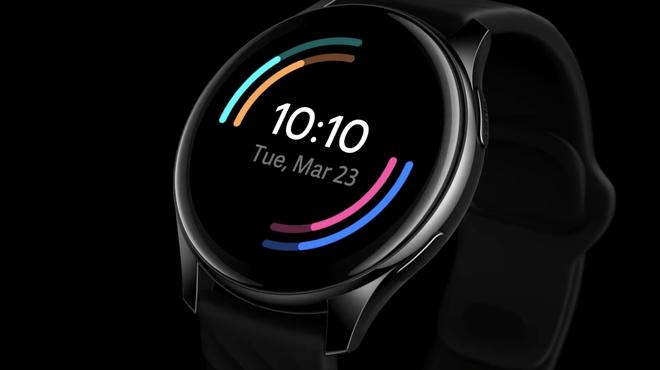 OnePlus Watch ra mắt: Thiết kế giống OPPO Watch RX, màn hình OLED, IP68, pin 2 tuần, giá 159 USD - Ảnh 1.