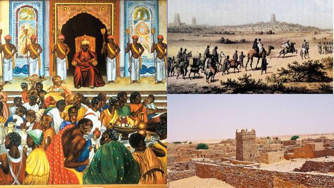 Đây là vương quốc kiểm soát vàng trong thế giới cổ đại, người dân không cần làm mà vẫn có ăn - Ảnh 4.
