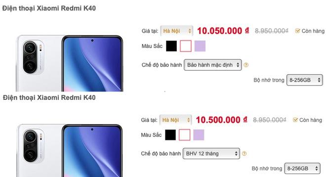 Xiaomi vừa tung đón chí mạng vào hàng xách tay tại Việt Nam - Ảnh 2.