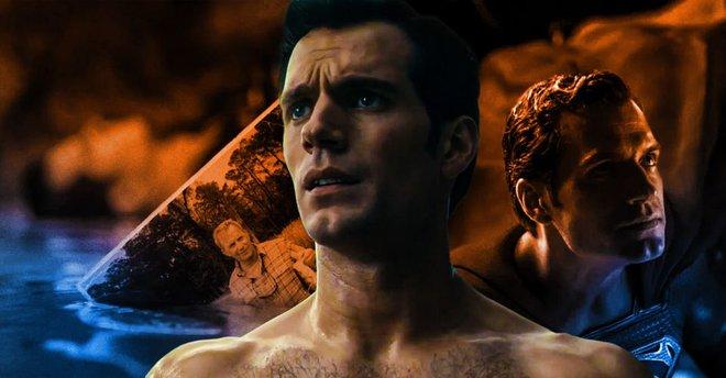 Zack Snyder đã thay đổi cảnh hồi sinh Superman trong Justice League như thế nào? - Ảnh 2.