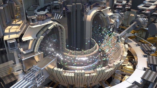Lò phản ứng tổng hợp hạt nhân đầu tiên trên thế giới sẽ bắt đầu thử nghiệm vào mùa hè này - Ảnh 1.