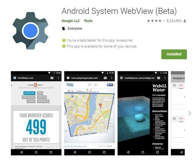 Android System WebView là gì, tại sao nó khiến hàng loạt ứng dụng Android bị crash liên tục vào hôm qua? - Ảnh 2.