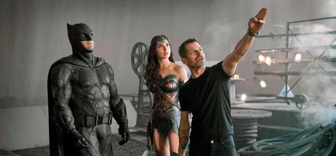 10% thời lượng bản Snyder Cut của Justice League là các cảnh quay chậm - Ảnh 1.