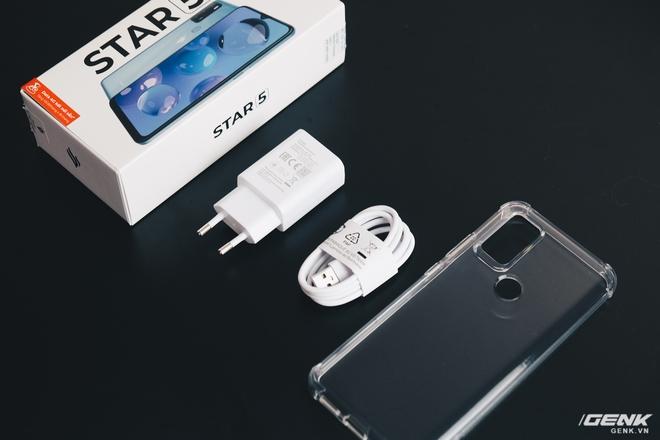 Trên tay Vsmart Star 5: Smartphone duy nhất trong tầm giá có vSIM kèm gói 4G miễn phí - Ảnh 3.