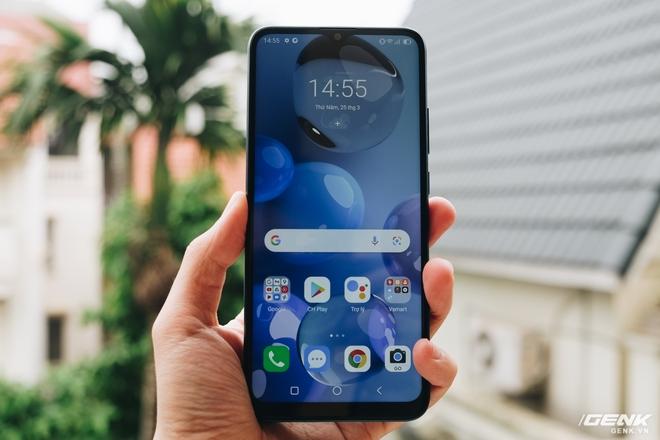Trên tay Vsmart Star 5: Smartphone duy nhất trong tầm giá có vSIM kèm gói 4G miễn phí - Ảnh 8.