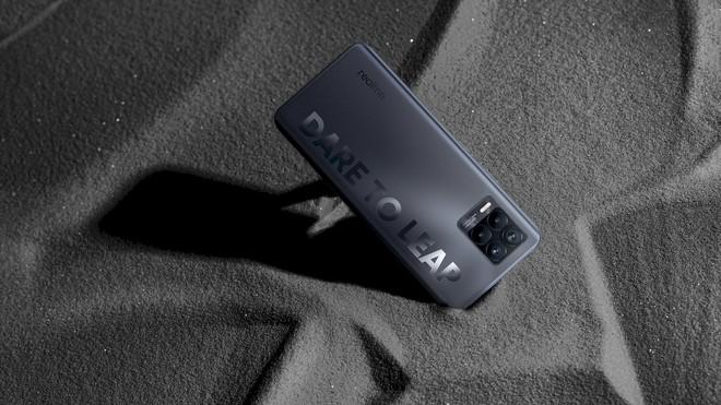 Realme 8 và Realme 8 Pro ra mắt: Camera chính 108MP, sạc nhanh 50W, giá từ 4.8 triệu đồng - Ảnh 2.