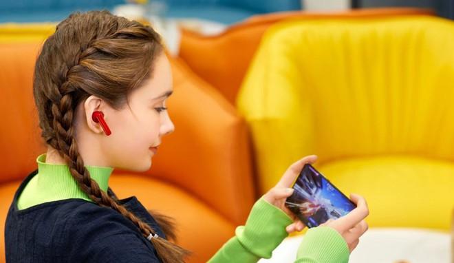 Huawei Freebuds 4i ra mắt: Giá 1.99 triệu mà vẫn có chống ồn chủ động, pin 10 tiếng, mua sớm có nhiều quà - Ảnh 5.