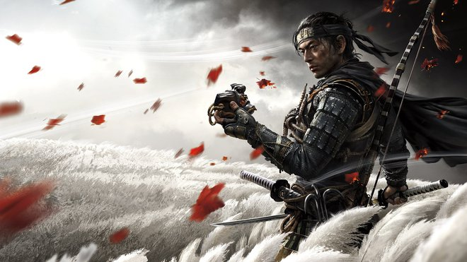 Sony và đạo diễn John Wick sắp làm phim chuyển thể từ tựa game đình đám Ghost of Tsushima - Ảnh 1.