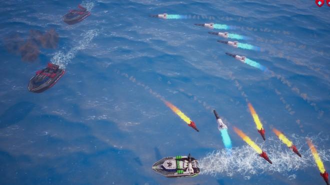 Tank Brawl 2, game bắn tăng hoàn toàn do người Việt phát triển ra mắt vào 27/3: vũ khí đa dạng, môi trường phá hủy được, cho phép 4 người cùng phá đảo - Ảnh 2.