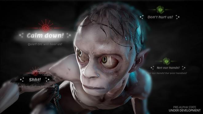 The Lord of the Rings: Gollum: Trung Địa dưới con mắt của nhân vật dù nổi tiếng nhưng lại chẳng mấy ai biết câu chuyện đằng sau - Ảnh 5.