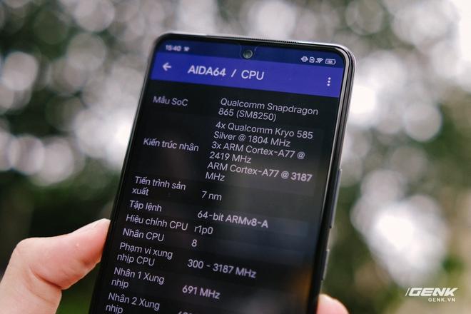 Trên tay iQOO Neo5 tại VN: Đối thủ cạnh tranh của Redmi K40, tập trung vào gaming, giá 9.9 triệu đồng - Ảnh 17.