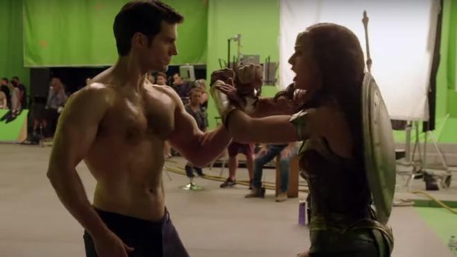 Hậu trường Justice League: Các siêu anh hùng nhà DC sẽ như thế nào khi chưa qua xử lý CGI và kỹ xảo điện ảnh? - Ảnh 12.