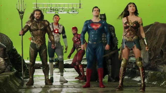 Hậu trường Justice League: Các siêu anh hùng nhà DC sẽ như thế nào khi chưa qua xử lý CGI và kỹ xảo điện ảnh? - Ảnh 17.