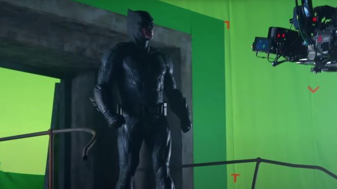 Hậu trường Justice League: Các siêu anh hùng nhà DC sẽ như thế nào khi chưa qua xử lý CGI và kỹ xảo điện ảnh? - Ảnh 6.