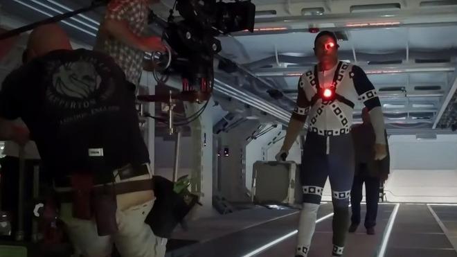 Hậu trường Justice League: Các siêu anh hùng nhà DC sẽ như thế nào khi chưa qua xử lý CGI và kỹ xảo điện ảnh? - Ảnh 8.