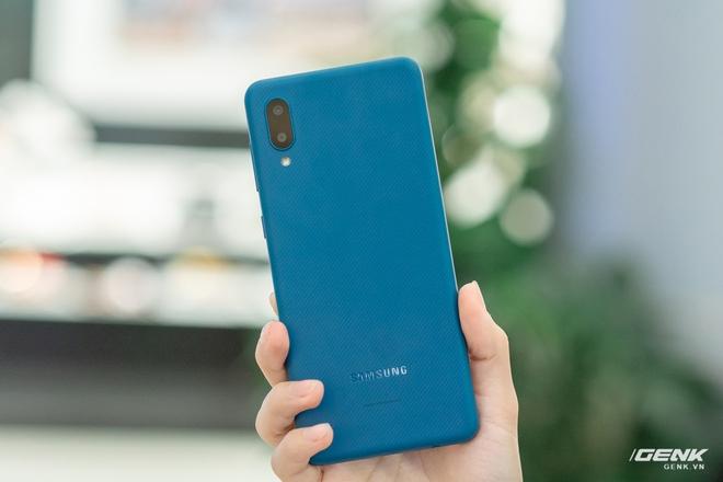 Có mức giá chỉ hơn 2 triệu đồng, Samsung Galaxy M02 liệu có đáng mua? - Ảnh 5.