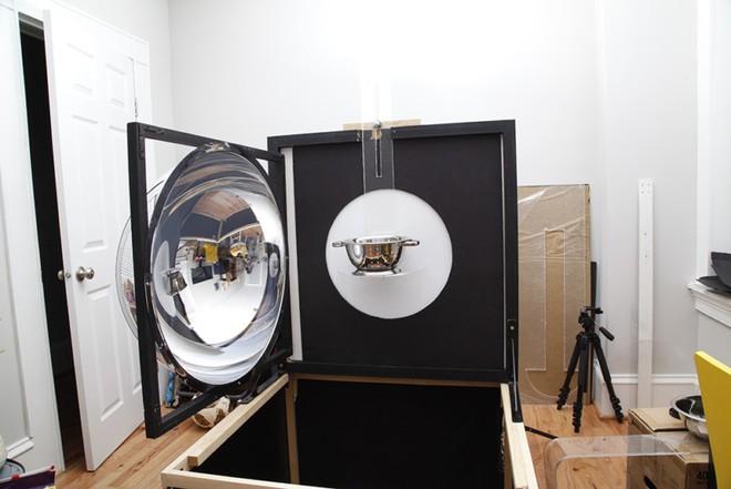 Nhiếp ảnh gia phát minh cách chụp những đồ vật bị bóng một cách đơn giản - Ảnh 4.