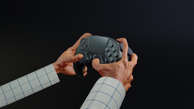 Nếu muốn tối ưu khả năng chơi game bằng tay cầm, 10 ngón tay của bạn sẽ phải tiến hóa như thế này - Ảnh 2.