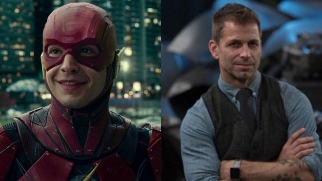 Tránh Covid-19, Zack Snyder đã ghi hình phân cảnh của Martian Manhunter trong Justice League qua Zoom - Ảnh 2.
