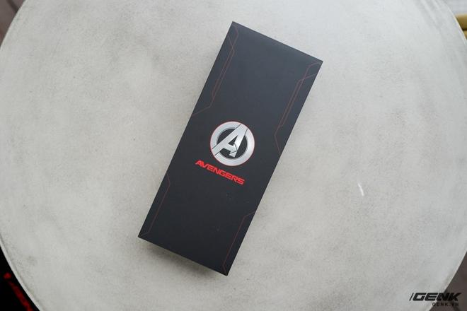 Trên tay OPPO Reno5 phiên bản Marvel Edition đặc biệt: Giá 9.7 triệu, bán giới hạn chỉ 2000 chiếc - Ảnh 1.