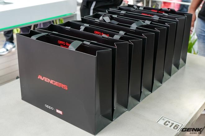 Trên tay OPPO Reno5 phiên bản Marvel Edition đặc biệt: Giá 9.7 triệu, bán giới hạn chỉ 2000 chiếc - Ảnh 17.
