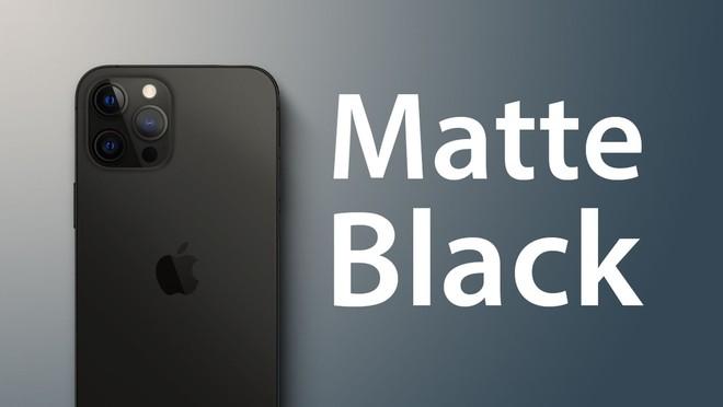 iPhone 13 Pro sẽ có màu đen nhám, lần đầu tiên sử dụng cảm biến LiDAR để chụp chân dung - Ảnh 1.