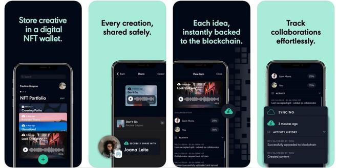 Cơ hội làm giàu: Bạn có thể tự tạo một NFT của riêng mình chỉ với ứng dụng trên iPhone - Ảnh 2.