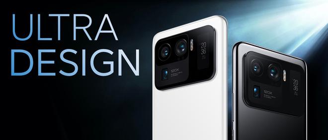 Xiaomi Mi 11 Ultra ra mắt: Mặt lưng gốm, hai màn hình AMOLED, camera zoom 120X, sạc nhanh 67W, chống nước IP68, giá từ 21 triệu đồng - Ảnh 2.