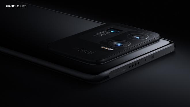 Xiaomi Mi 11 Ultra ra mắt: Mặt lưng gốm, hai màn hình AMOLED, camera zoom 120X, sạc nhanh 67W, chống nước IP68, giá từ 21 triệu đồng - Ảnh 7.