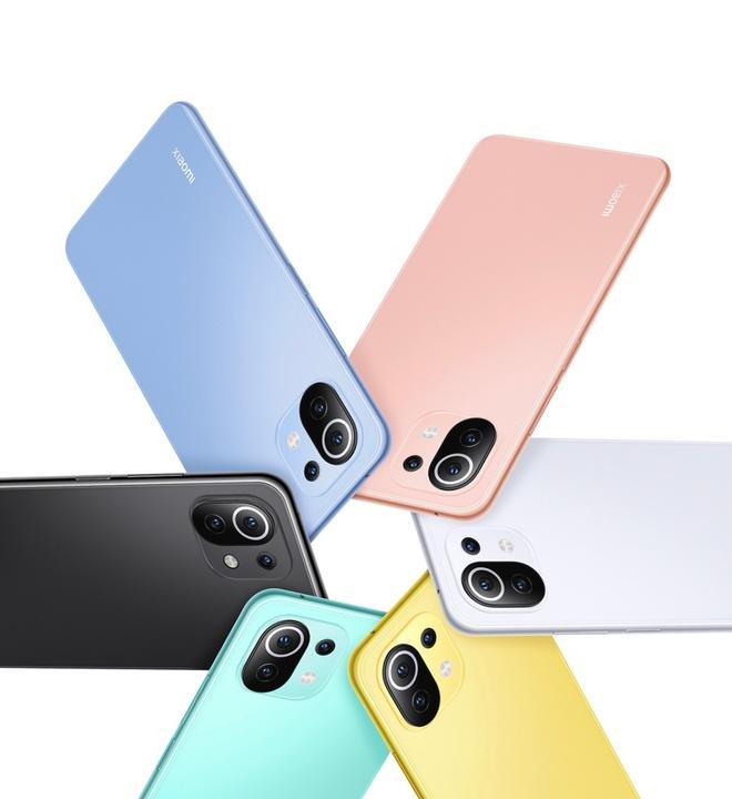 Xiaomi Mi 11i và Mi 11 Lite ra mắt: Phiên bản cắt giảm của Mi 11, giá từ 8 triệu đồng - Ảnh 7.